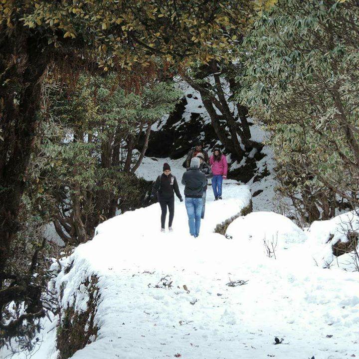 Trek to Chopta Chandrashila