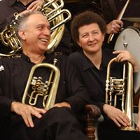 Balkan brass with Catherine Michael &amp Jerry