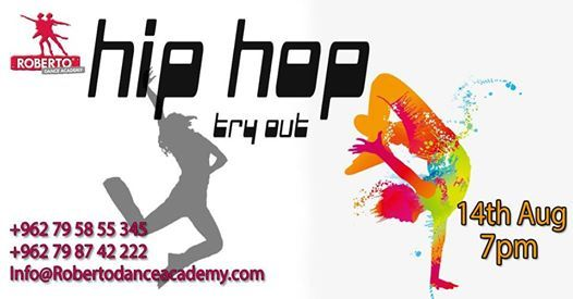Hip Hop Try Out