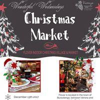 Wonderful Wednesdays Christmas Market