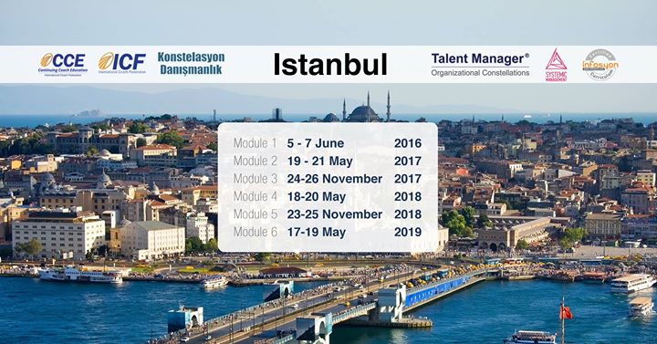 Istanbul  25th Certification Systemic Management  OC