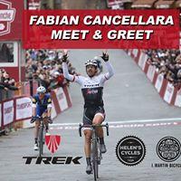 An Evening with Fabian Cancellara - Apr 25