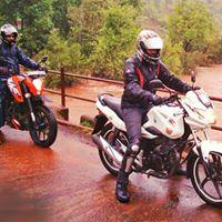 Tamhini Lonavla Monsoon Ride