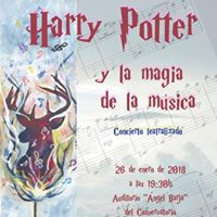 Harry Potter y la magia de la msica