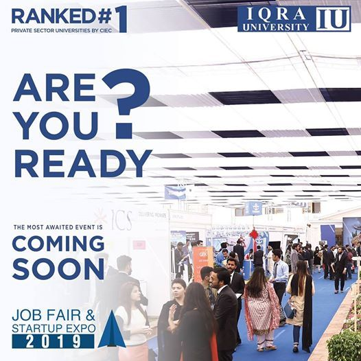 Job Fair & Startup Expo 2019