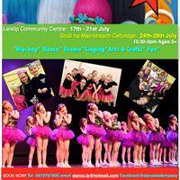 Dance L.A Summer Camps