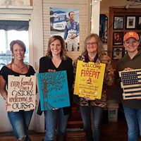 Countryside Co-Op Pallet Painting Fundraiser