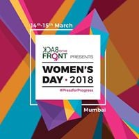 Womens Day 2018 - Pressforprogress