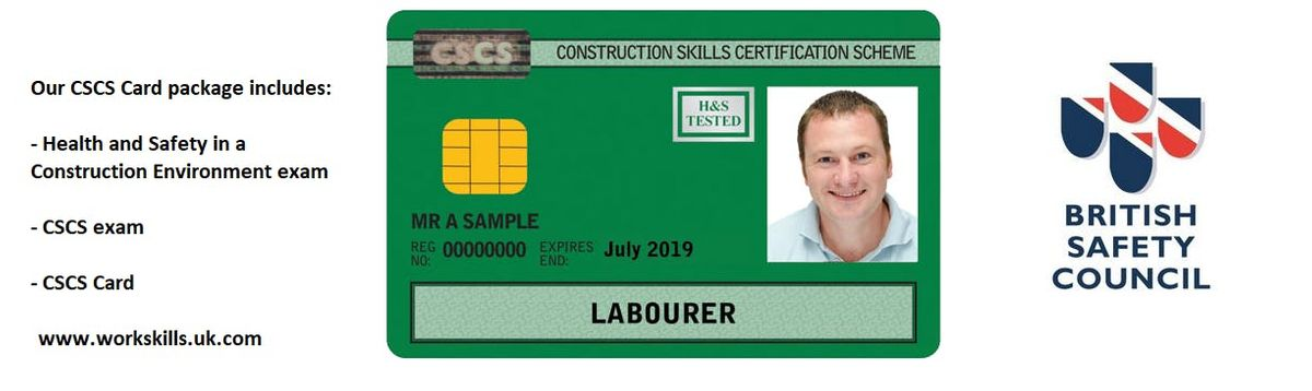 Free Health and Safety and CSCS Card course in Nottingham at YMCA