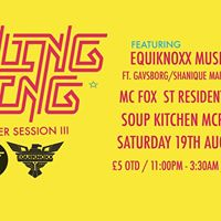 Swing Ting featuring Equiknoxx Music (Live)