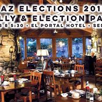 AZ Elections 2018 Rally and Election Party