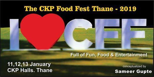 CKP Food Fest Thane - Jan 2019