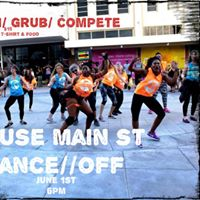 Infuse Main Street Dance Off