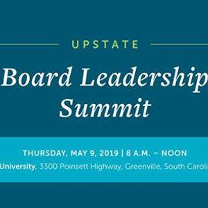 Upstate Board Leadership Summit
