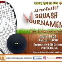 After-Easter Squash tournament