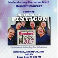 Mechanicsburg Rec. Board Benefit Concert