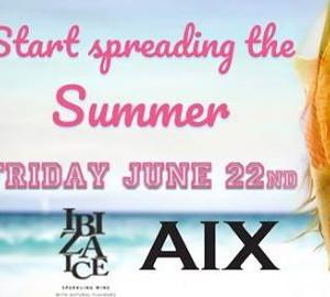 Start spreading the Summer