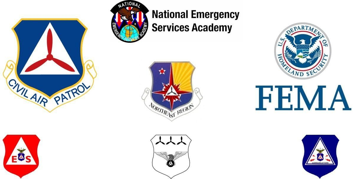 NER Incident Command courses (ICS-300 and E 0191) at NJ Wing