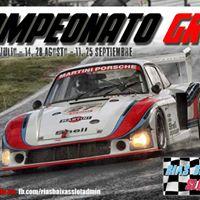9 y 10 carreras Campeonato Grupo 5
