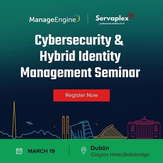 Cybersecurity & Hybrid Identity Management Seminar