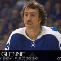 Brian Glennie - The Hockey Show - Public Signing