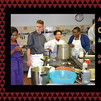 Atelier - Cuisine Africaine Seniors