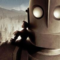 Film in the Fog Featuring The Iron Giant