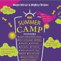 Fireflys Summer camp