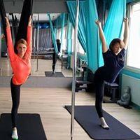 Aerial Yoga Cursus