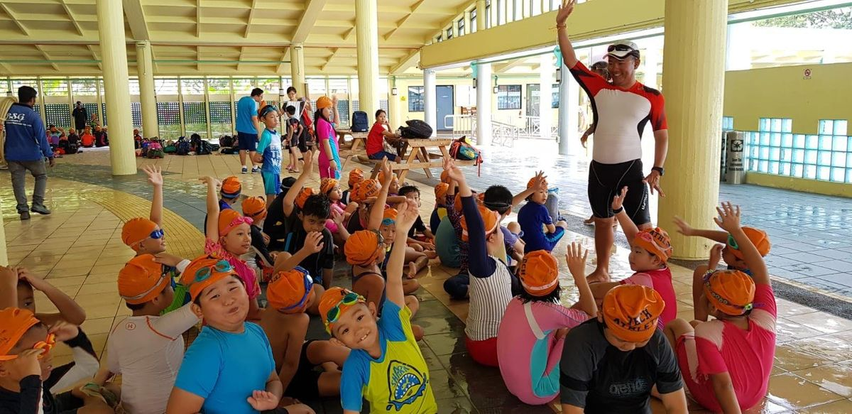 Free Trial for Kids Swimming Lessons (4 Years - 12 Years)