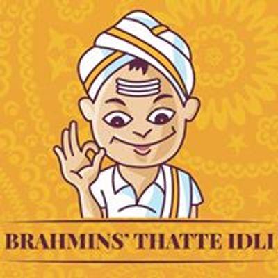Brahmins Thatte Idli