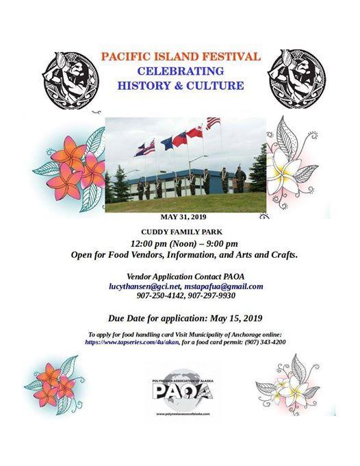 Pacific Island Celebration