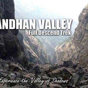 TMI Full Descend Trek to Sandhan Valley On 3rd-4th Nov18.
