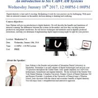 Digital Dentistry - Introduction to 6 cadcam Systems