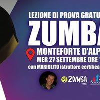 ZUMBA Monteforte dAlpone  School of Art