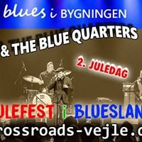Big O &amp The Blue Quarters - 2. juledag hos Crossroads Vejle