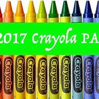 NYE 2017 Crayola Party