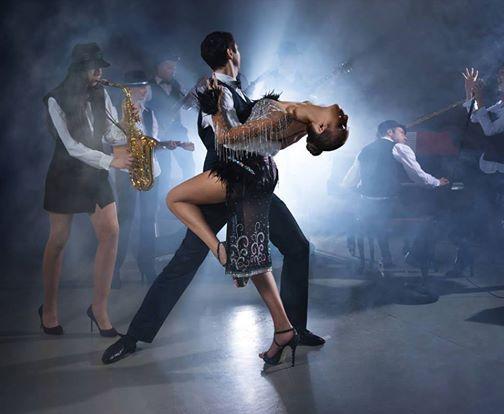 Salsa shines-solo choreography