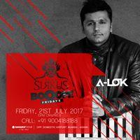 Friday Night 21st July at Club Sirkus