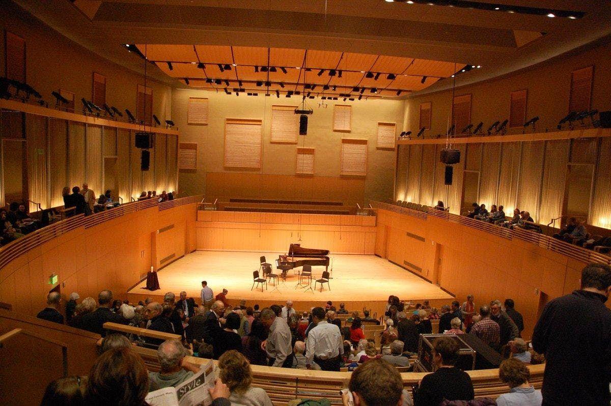 Heifetz Holiday Homecoming Concert  UMBC Baltimore