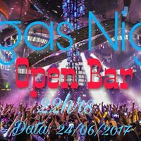 Vegas Nigth  OPEN BAR