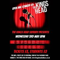 Comedy at The Kings Head