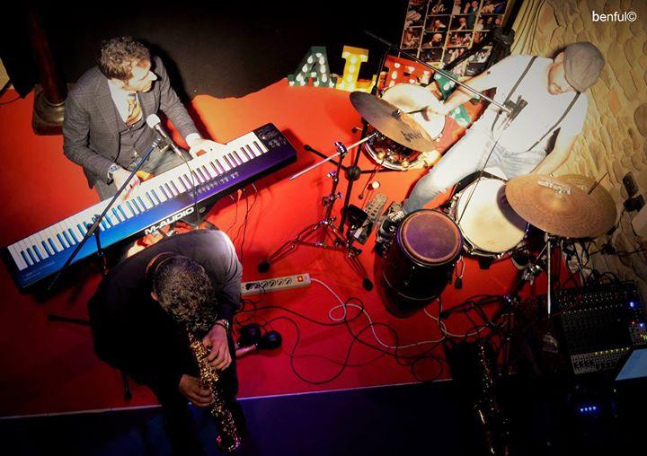 Bardamu live Rai Radio1 - Brasil