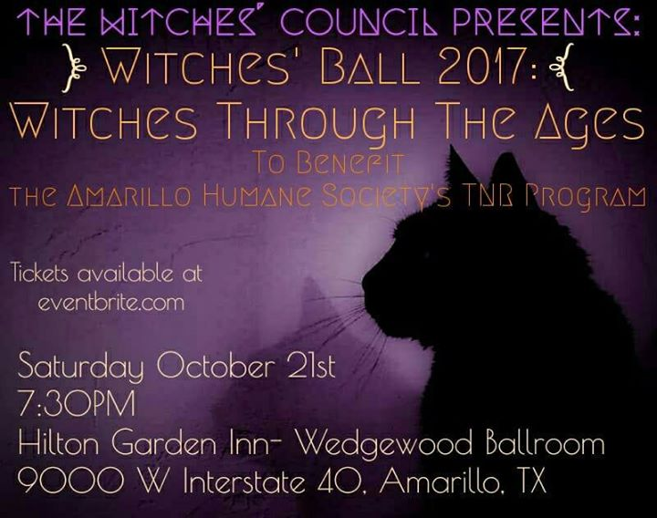 The Witchesu0027 Ball: Witches Through The Ages