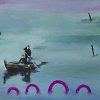 Erffnung der neuen Ausstellung deep water