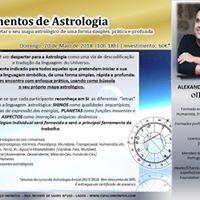 Workshop &quotFundamentos de Astrologia&quot - LAGOS