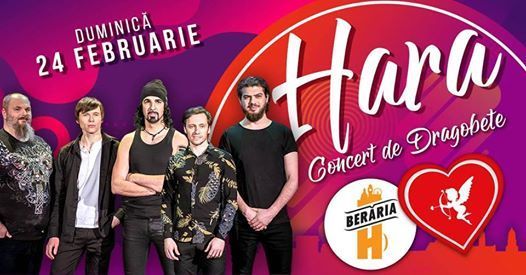 HARA - Concert de Dragobete la Berria H
