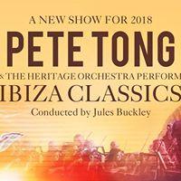 Pete Tong presents Ibiza Classics  London