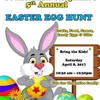 Councilman Chapmans 5th Annual Easter Egg Hunt