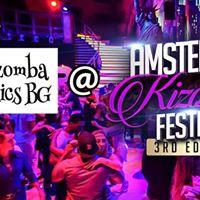 KizombaHolicsBG at Amsterdam Kizomba Festival 2017 - 3rd Edition
